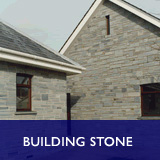 Building Stone - blue/grey, sawn & natural face, rustic
